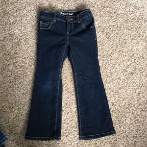 Little Girls Boot Cut Jeans